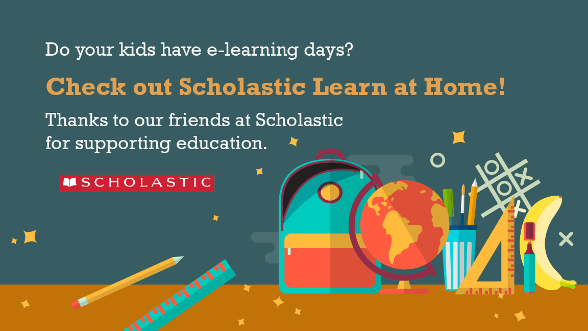 Scholastic Learning Carousel