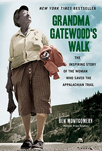 Grandma Gatewood's Walk Book Cover