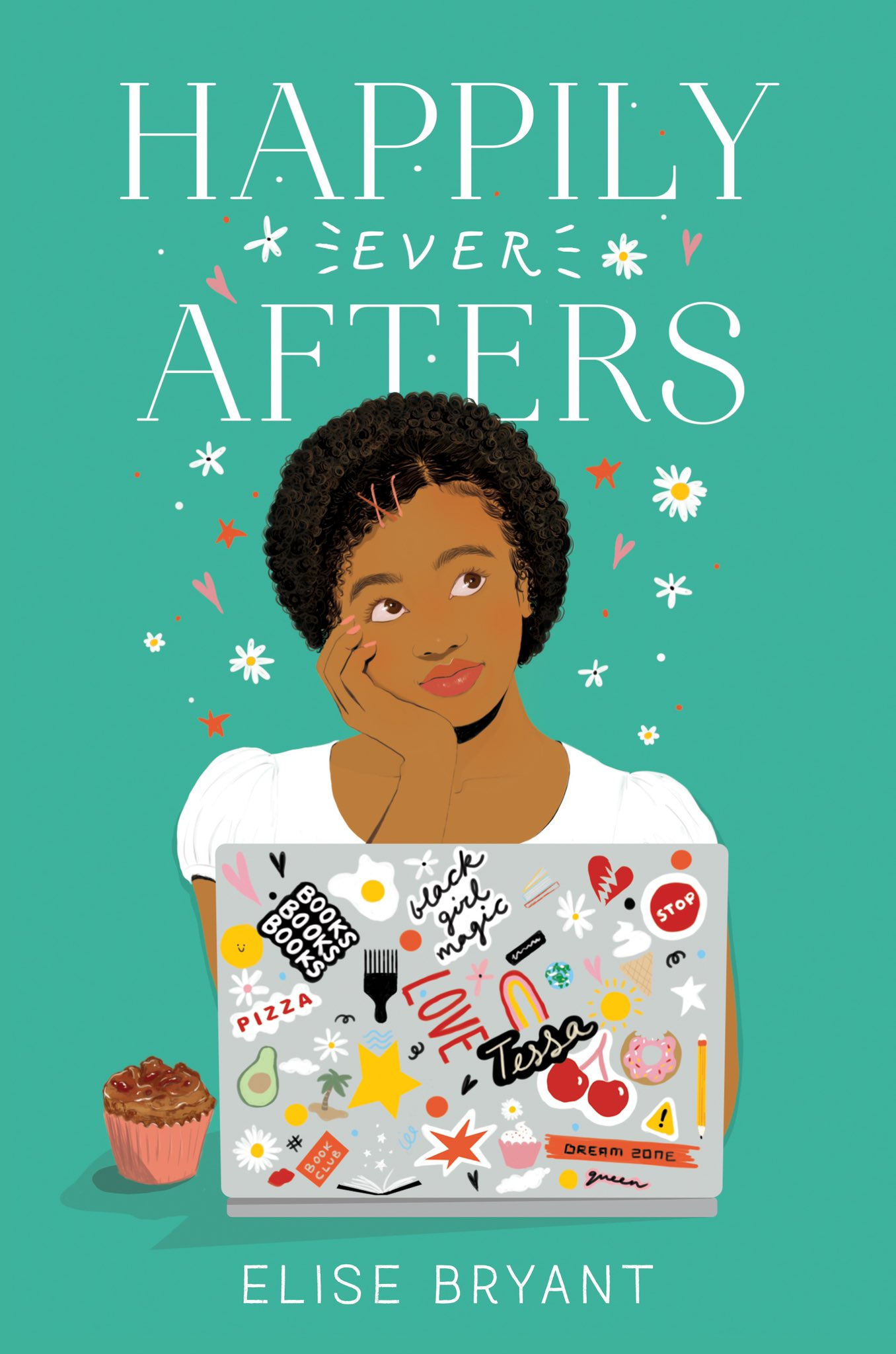 Book Cover Happily Ever Afters