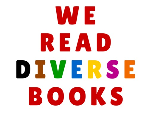 We Read Diverse Books graphic