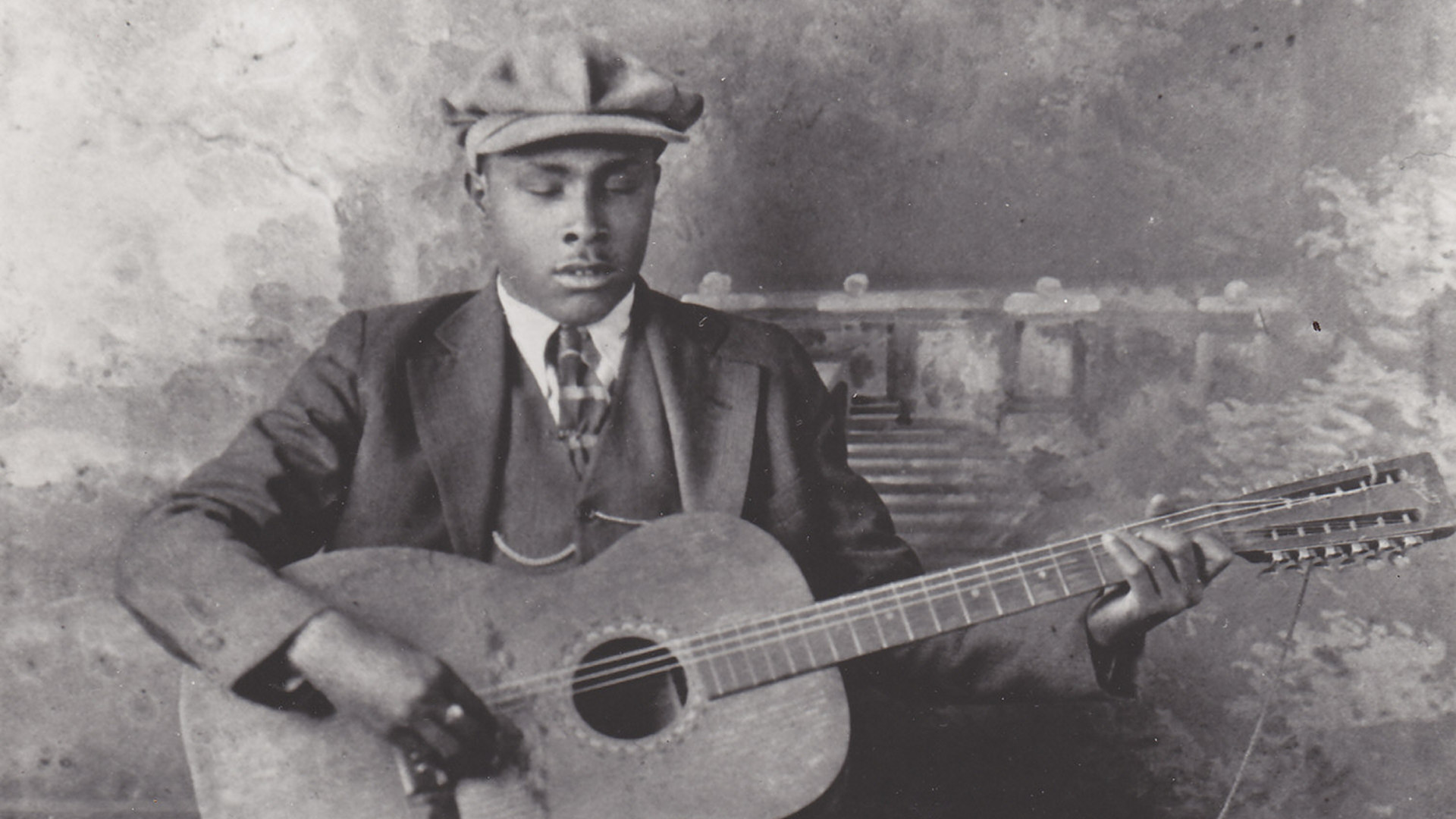 Blind Willie Johnson photo