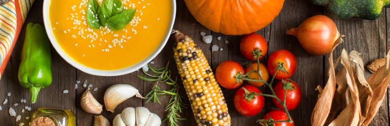 fall foods photo