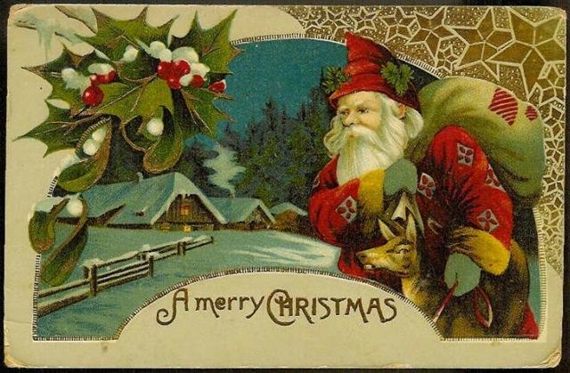 Christmas Melting Pot